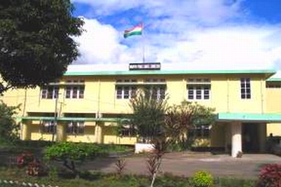 MANIPUR PUBLIC SERVICE COMMISSION building