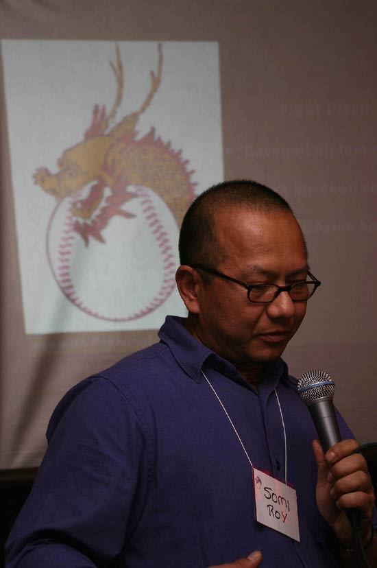 New Yorkers launch FIRST PITCH: THE US MANIPUR BASEBALL PROJECT