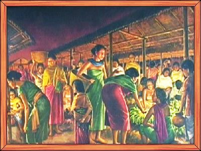 Women Market (Ima Keithel) :: RKCS Art Gallery