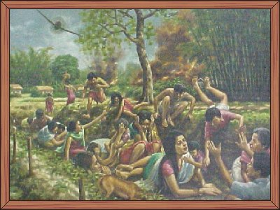 Imphal bombed on May 10, 1942 :: RKCS Art Gallery