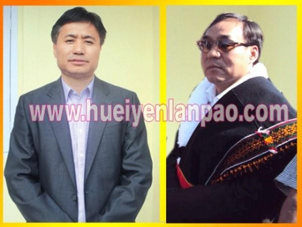 Preshow to be Dy Speaker, Kikhonbou HAC Vice Chairman