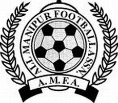 AMFA (All Manipur Football Association) logo