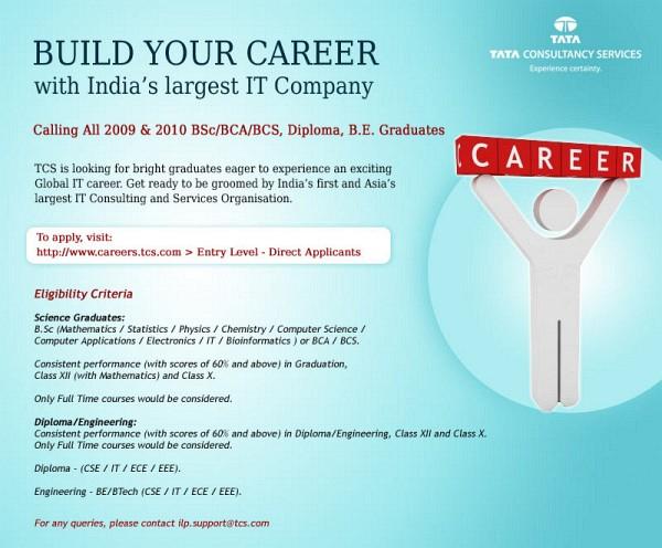Jobs TCS 20100426