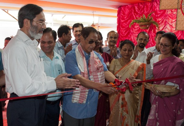 Inauguration of the North East Craft Museum at Guwahati