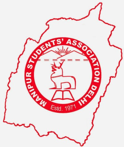 Manipur Students' Association Delhi (MSAD) Logo