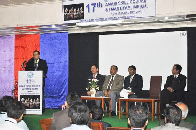 17th AMASI Skill Course and FMAS Exam at Shija Hospitals, Langol